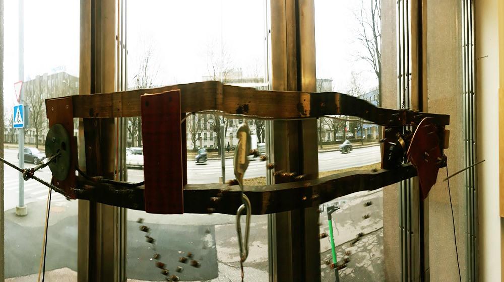 """ARS Showroom #026 – Erik Alalooga """"Maastik ebakindla horisondiga"""""""