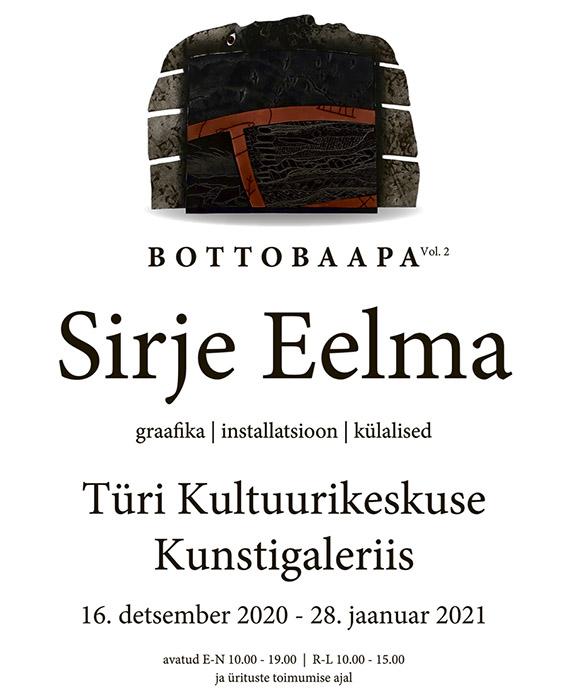 """Sirje Eelma """"Botobaapasse"""""""