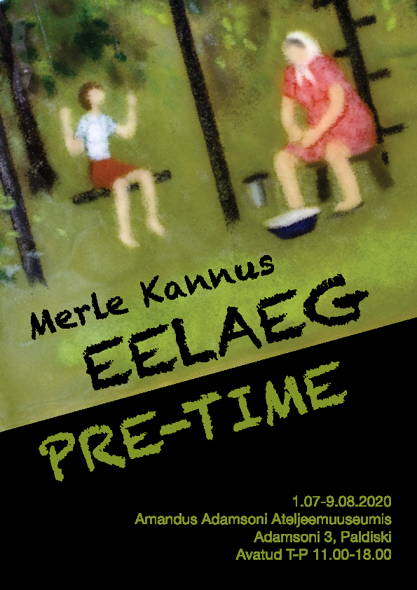 """Merle Kannus """"Eelaeg"""""""