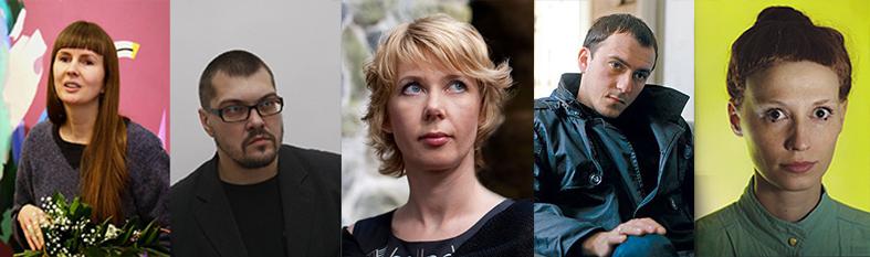 Eike Eplik, Anders Härm, Tiina Sarapu, Jevgeni Zolotko, Sigrid Viir
