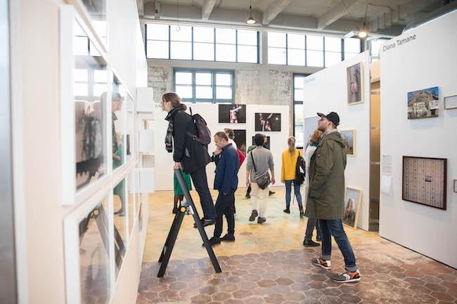 Foto: Kunstimess Foto Tallinn 2019 Kai kunstikeskuses. Autor: Aurelia Minev