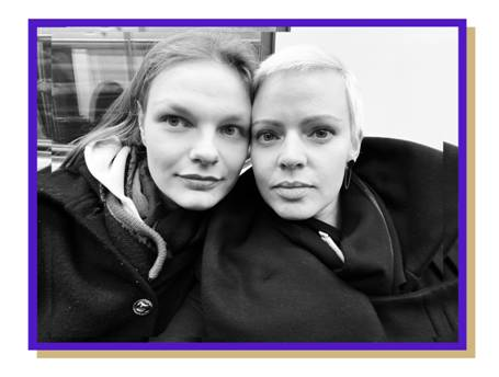 Lumi Kristin Vihterpal ja Jekaterina Kultajeva