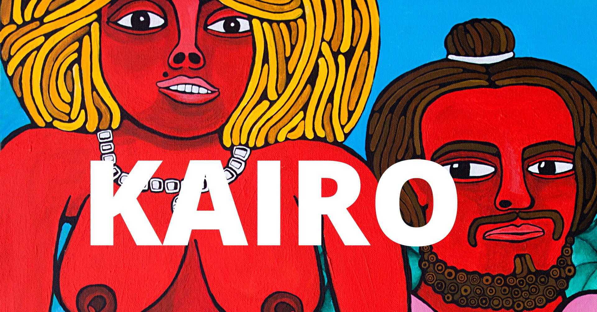 """Kairo's exhibition """"Summer in the City"""""""