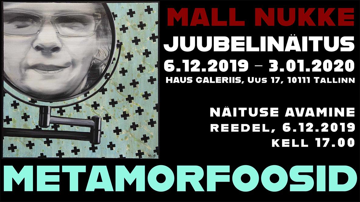 "Mall Nukke exhibition ""Metamorphosis"""