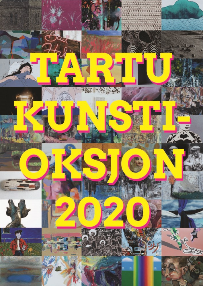 Tartu Art Auction exhibition