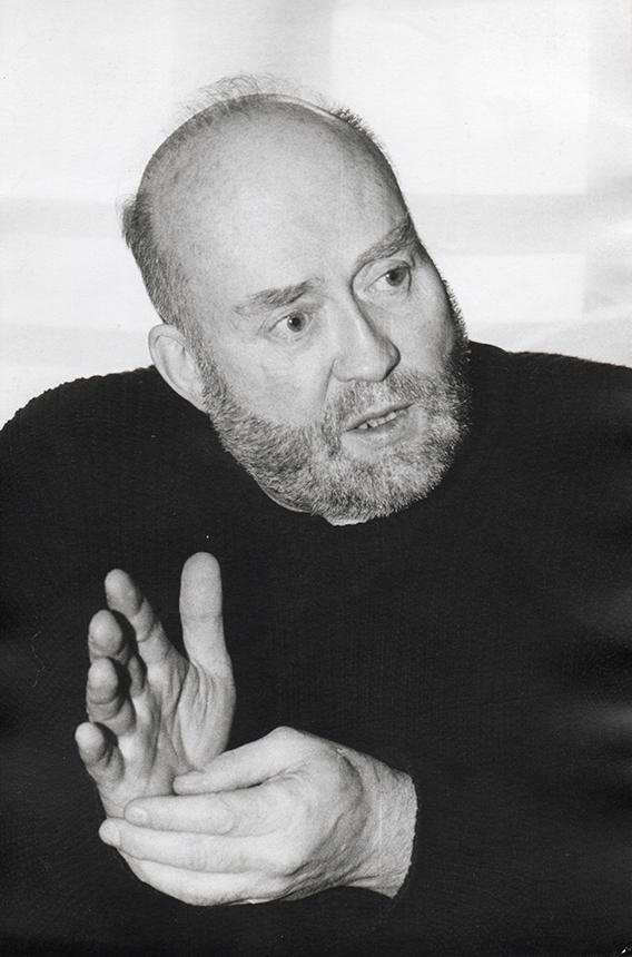Harri Rospu portreefoto Rein Siimust