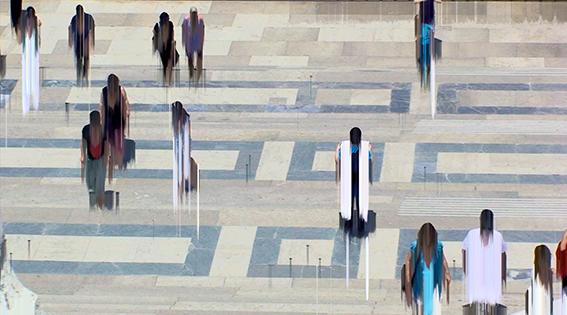"""Tuoma Rainio """"Marble Stairs"""" (2013)"""